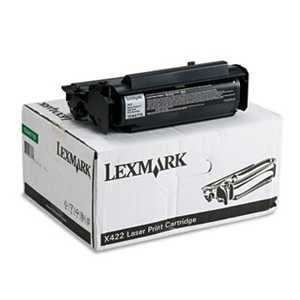 Lexmark 12A4715 12A4715 High-Yield Toner, 12000 Page-Yield, Black