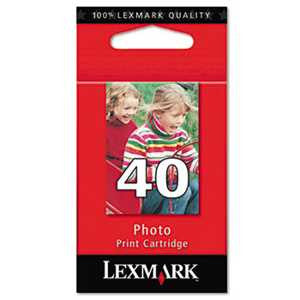 Lexmark 18Y0340 18Y0340 Ink, 500 Page-Yield, Tri-Color