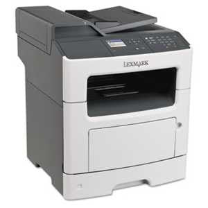 Lexmark 35S5700 MX310dn Multifunction Laser Printer, Copy/Fax/Print/Scan