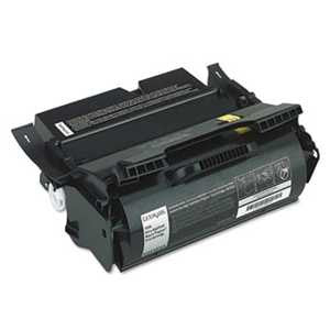 Lexmark 64415XA 64415XA High-Yield Toner, 32000 Page-Yield, Black
