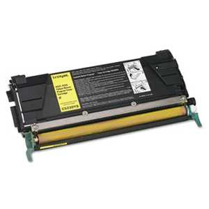 Lexmark C5220YS C5220YS Toner, 3000 Page-Yield, Yellow