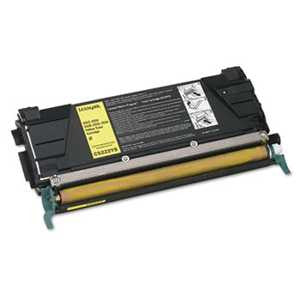 Lexmark C5222YS C5222YS Toner, 3000 Page-Yield, Yellow