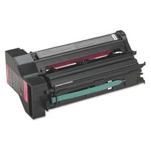 Lexmark C7720MX C7720MX Extra High-Yield Toner, 15000 Page-Yield, Magenta