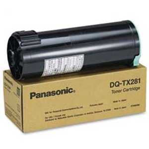 Panasonic DQTX281 Toner Cartridge, DQ-TX281 Toner