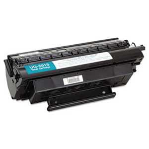 Panasonic UG5515 UG5515 Toner, 9,000 Page-Yield, Black