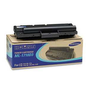Samsung ML1710D3 ML1710D3 Toner/Drum, 3000 Page-Yield, Black