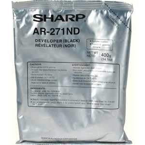 Sharp® AR271ND Photodeveloper, 75,000 Page-Yield, Black