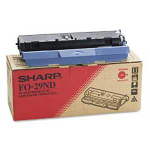 Sharp® FO29ND Toner/Developer Cartridge, 3000 Page-Yield, Black