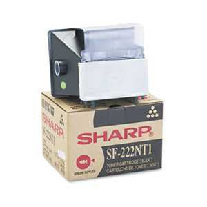 Sharp® SF222NT1 SF222NT1 High-Yield Toner, 8000 Page-Yield, Black