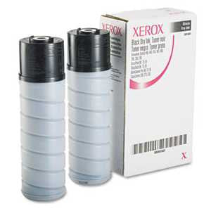 Xerox® 6R1007 6R1007 Toner, 23500 Page-Yield, 2/Pack, Black
