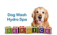 Dog Wash Spa