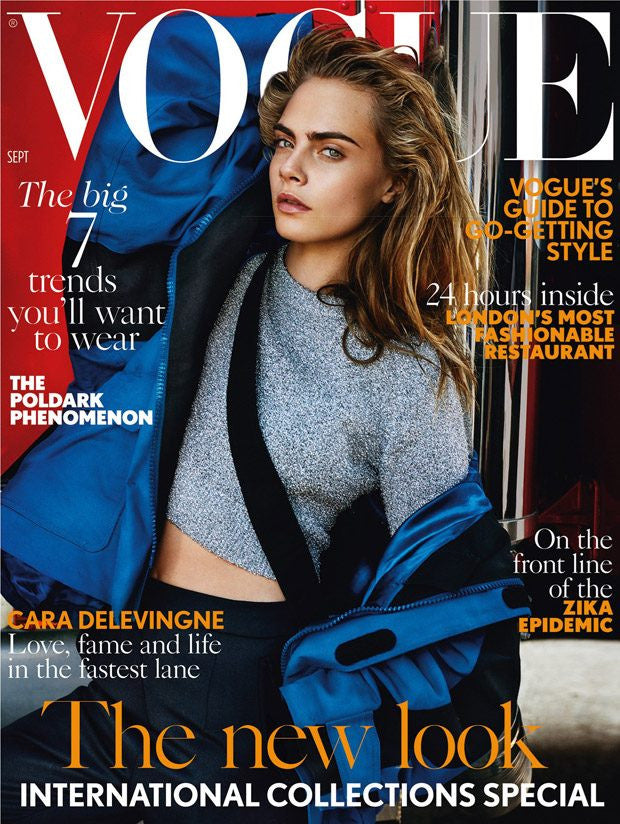 British Vogue - September 2016