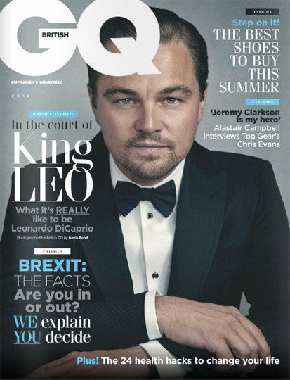 British GQ June 2016