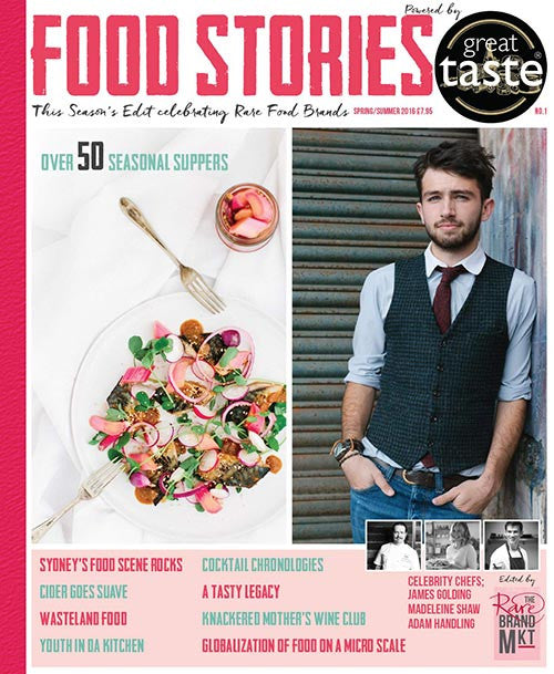 Food Stories - Issue No1
