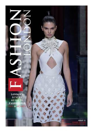 Fashion London - Issue 15