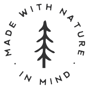 Made with nature in mind