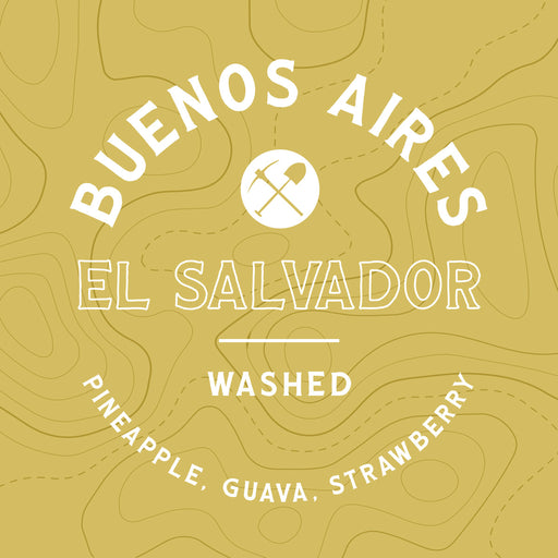 Buenos Aires El Salvador Single Origin Espresso Coffee