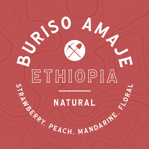 BURISO-AMAJE-Ethiopia-Single-Origin Coffee