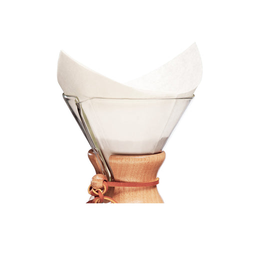 Chemex - 100 Natural Pre-folded Paper Filters