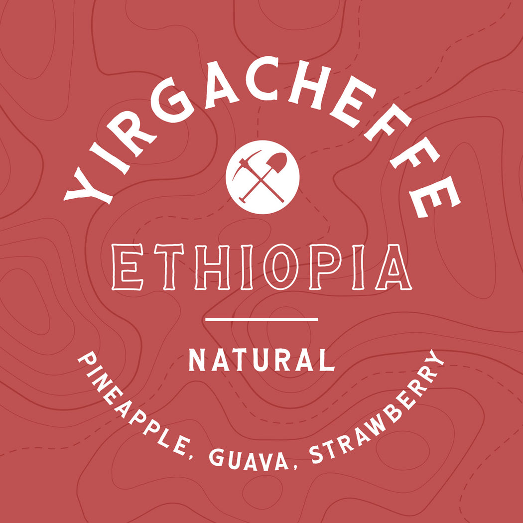 Yirgacheffee Ethiopia Single Origin Coffee