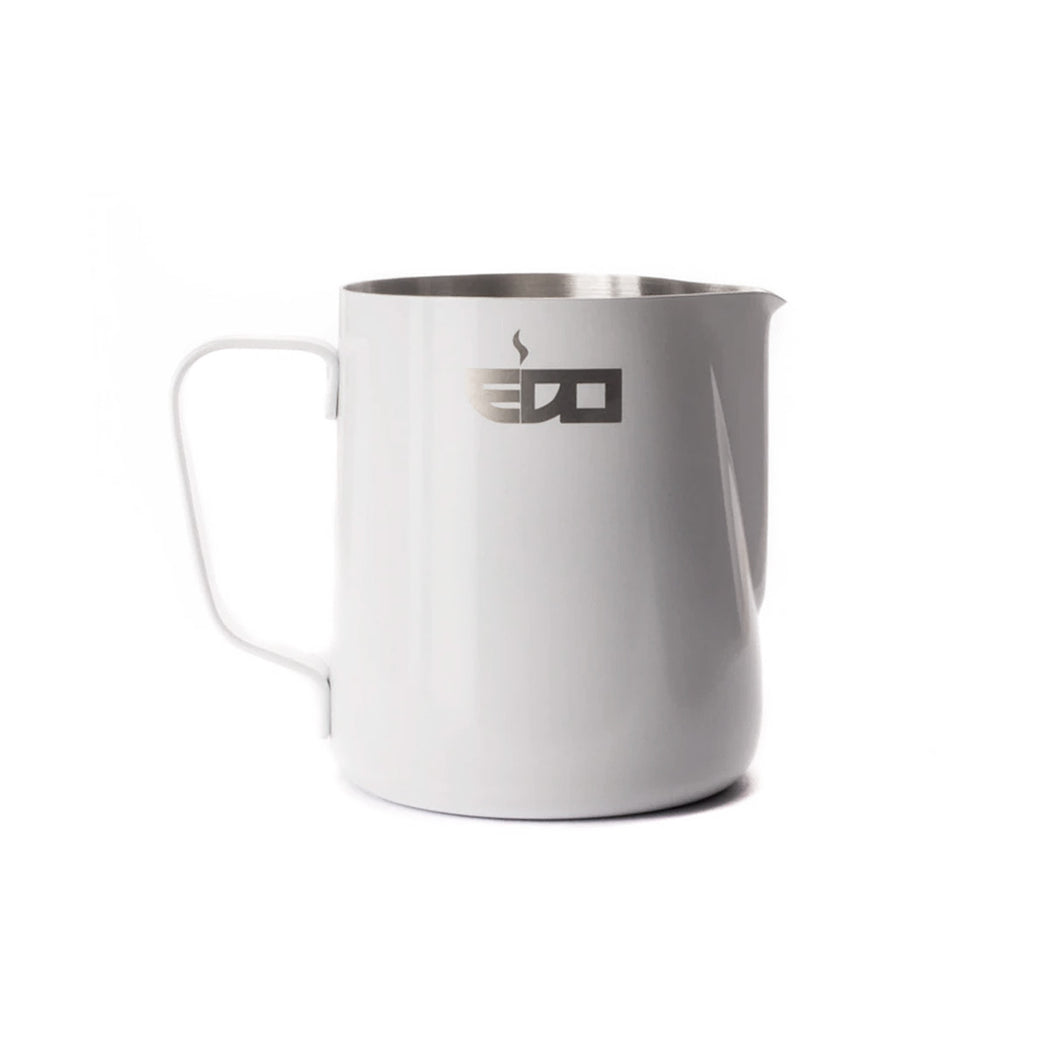 edo-12oz-white-stainless-steel-pitcher