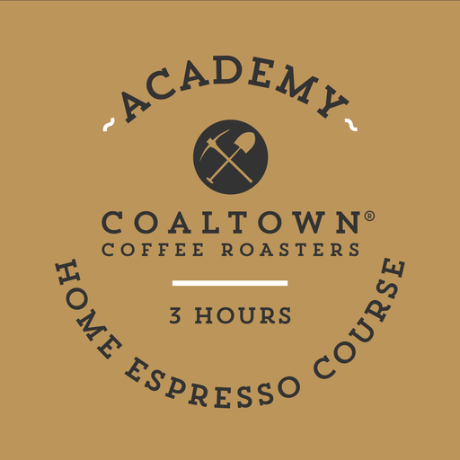 Coaltown Coffee Home Espresso Course
