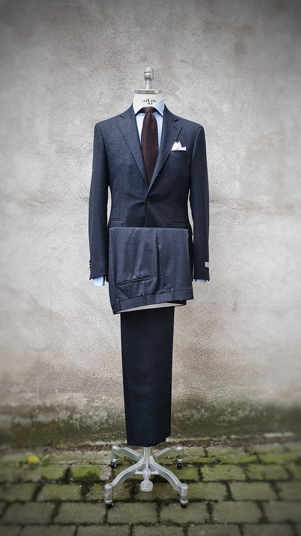 Canali Flannel suit