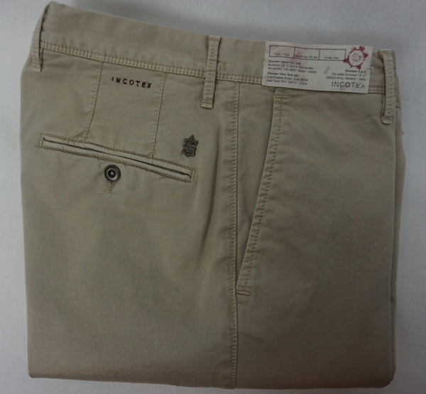 Incotex slacks sand