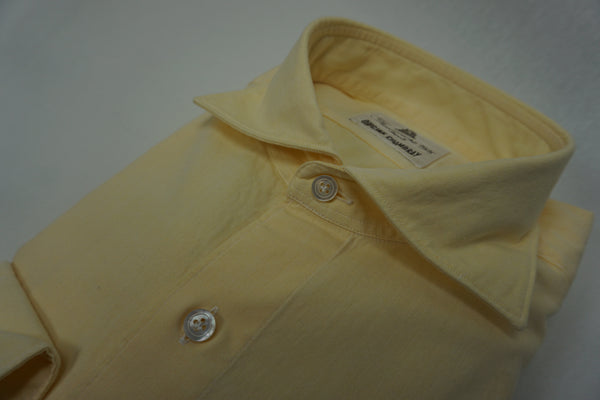 Finamore Yellow Chambray