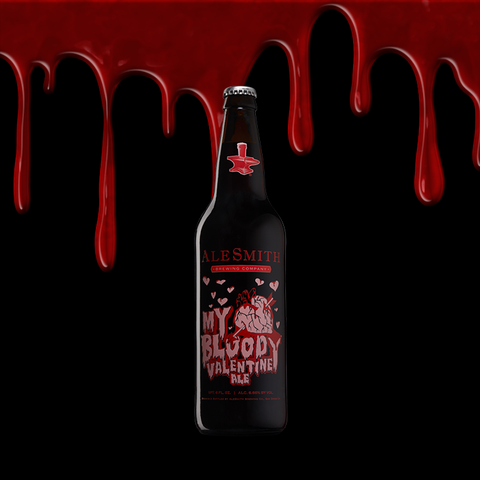 AleSmith My Bloody Valentine Red Ale