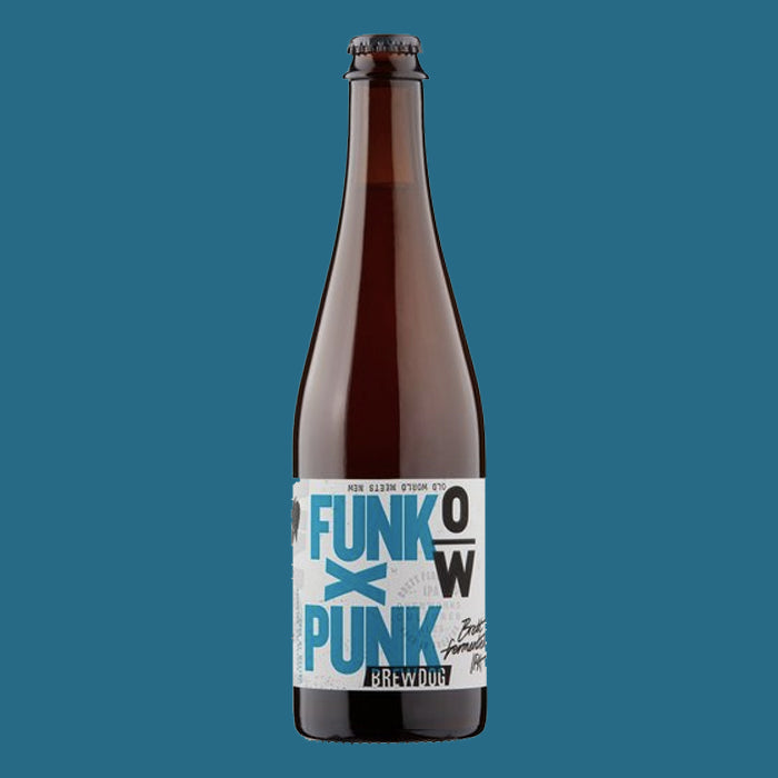 Funk Vs Punk Brett IPA