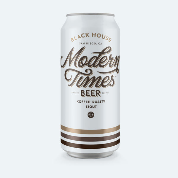 Modern Times Black House Coffee Stout