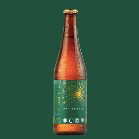Principia Craft Pilsner