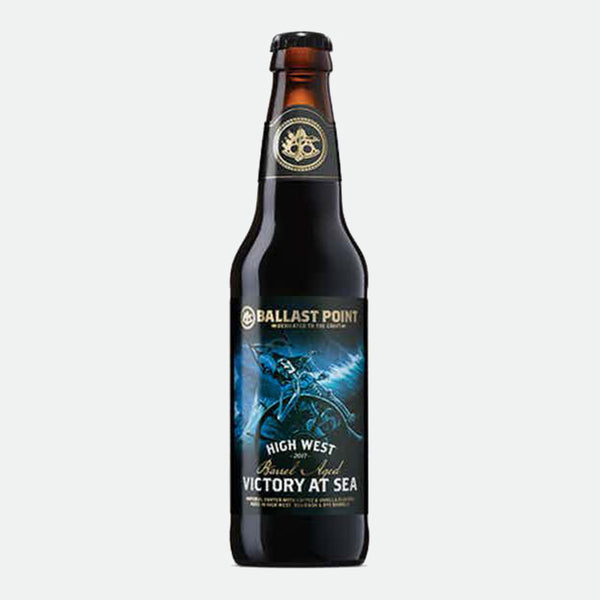 Ballast Point Victory At Sea High West Barrel Aged