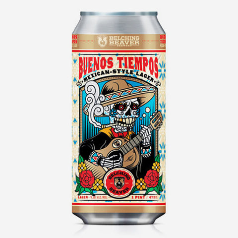 Belching Beaver Buenos Tiempos Mexican Lager