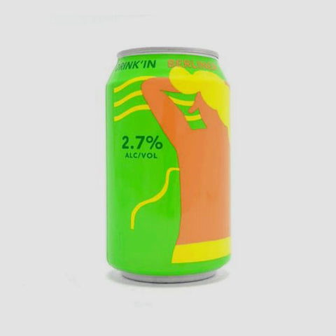 Mikkeller Drinkin' In Yuzu Berliner