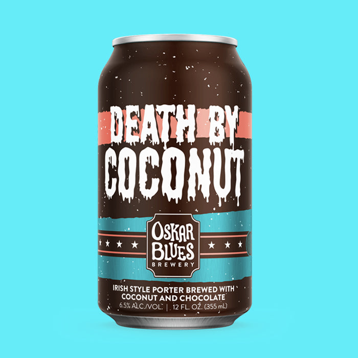 Death By Coconut Porter