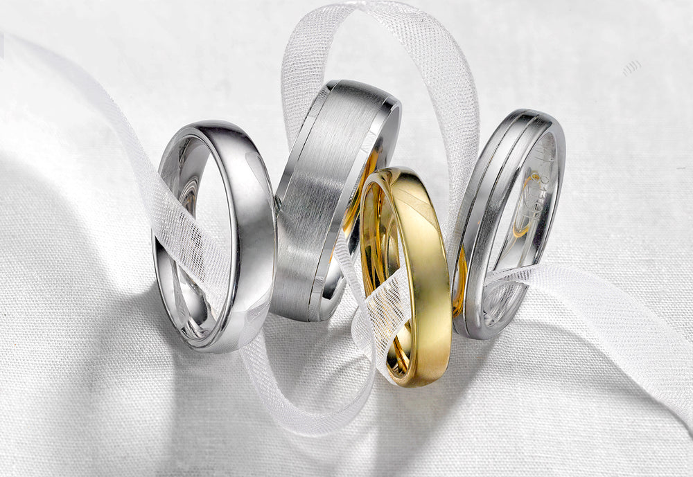 Wedding Ring Showcase
