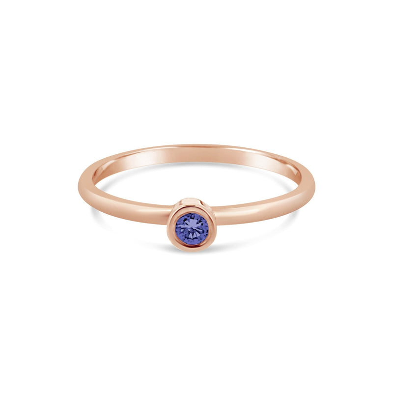 Promise Ring Tanzanite - Avita Jewellery