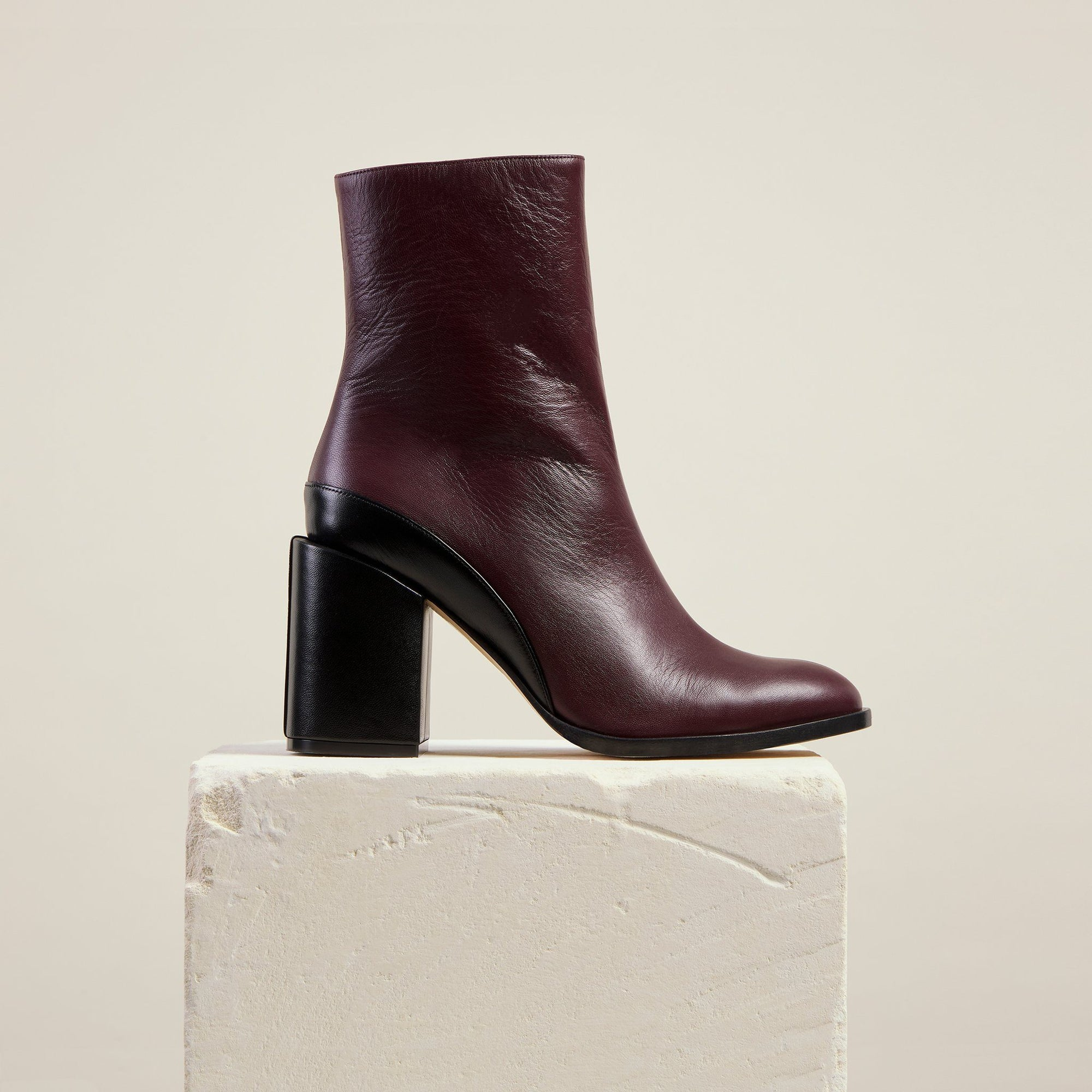 EVERLANE Women's Shoes Chelsea Boots Ankle LadiesLeather Size UK 8 EU 41 New