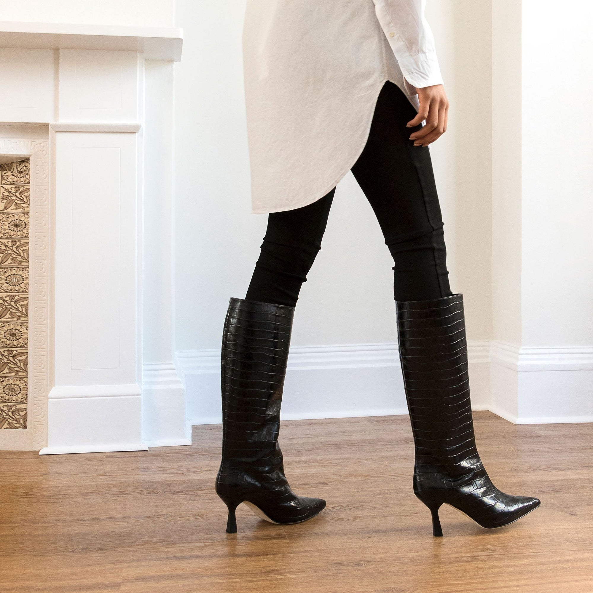 Ana Boots   Luxury Knee High Boots