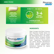 NeuropAWAY® Maximum Strength Gel 2oz