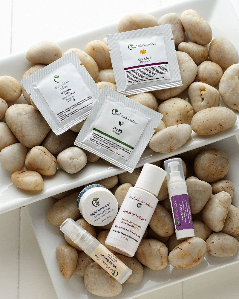 Try Before You Buy - Samples and Travel Sizes – Total SkinCare ...