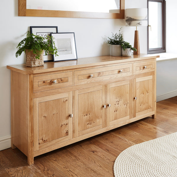 Linton Four Door Sideboard