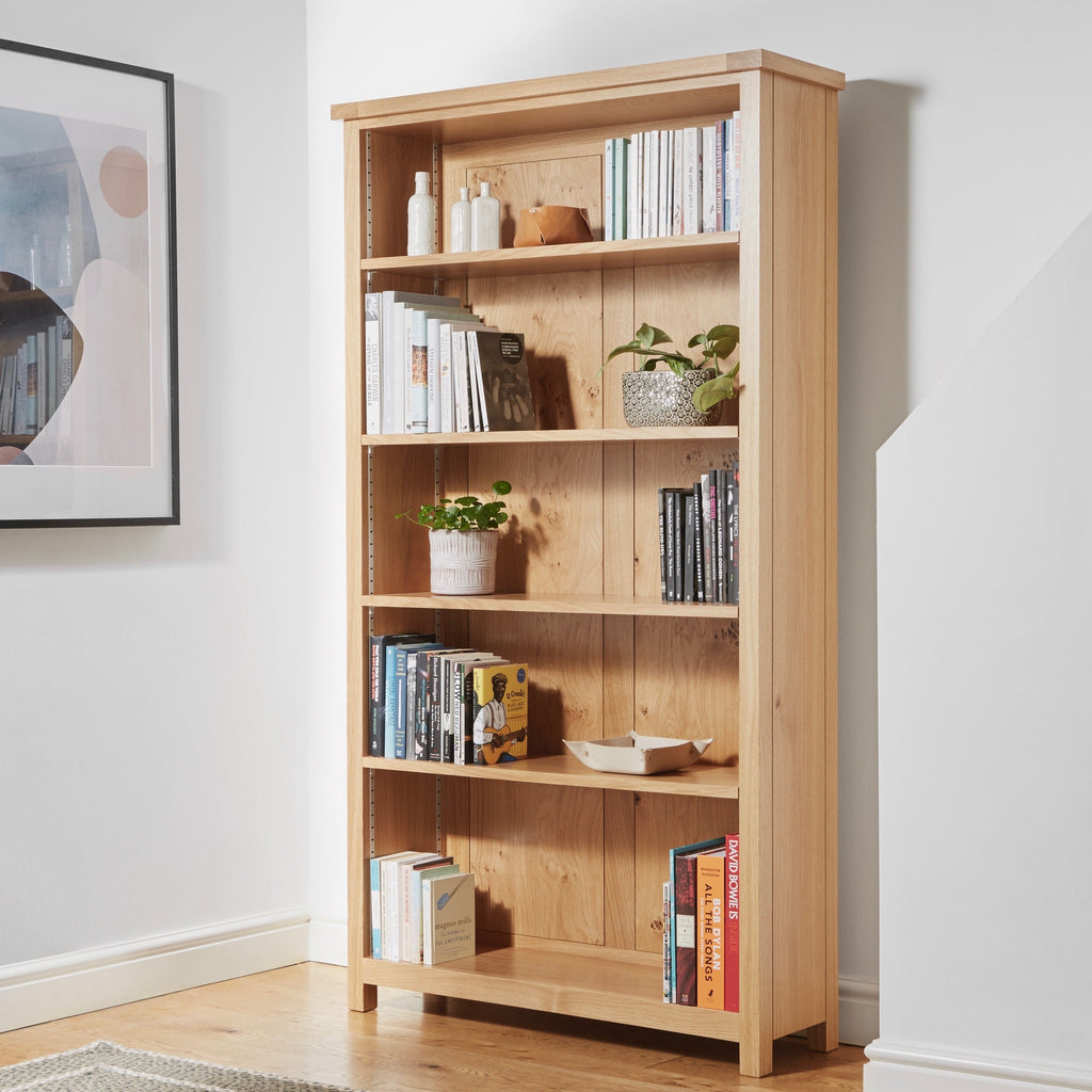 Linton Open Bookcase