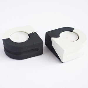 Jesmonite Tealight Holders