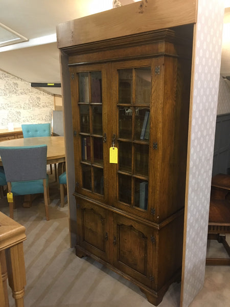 Ex-Display Canterbury Display Cabinet