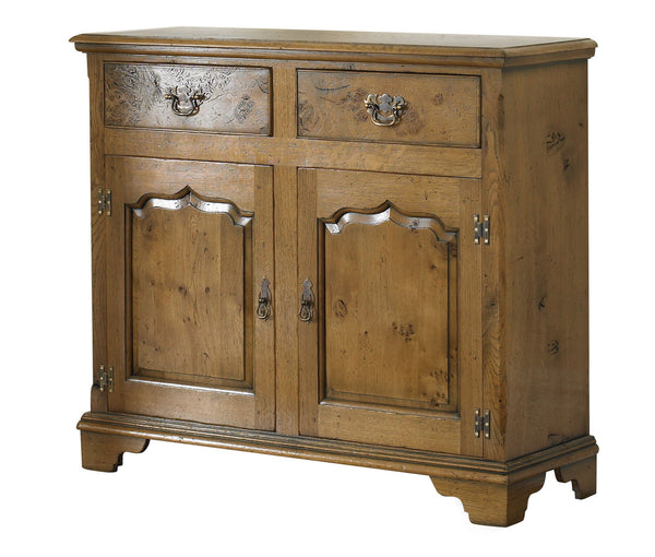 CA223A-Canterbury-Narrow-Sideboard-2-door-2-drw