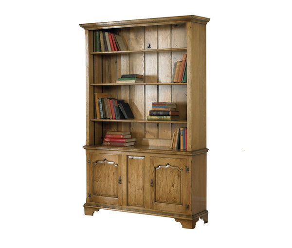 CA512-Canterbury-Bookcase-with-Cupboard