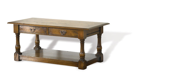 Canterbury Occasional Table with Drawers